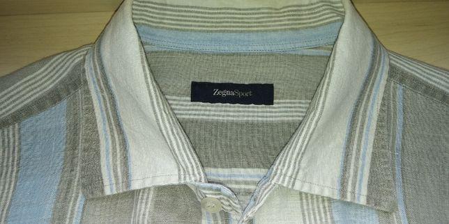 luksusowa koszula Ermenegildo ZEGNA