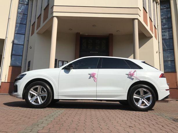 Auto do Ślubu ,Wesele inne uroczystości Mercedes GLA & Nowe Audi Q8