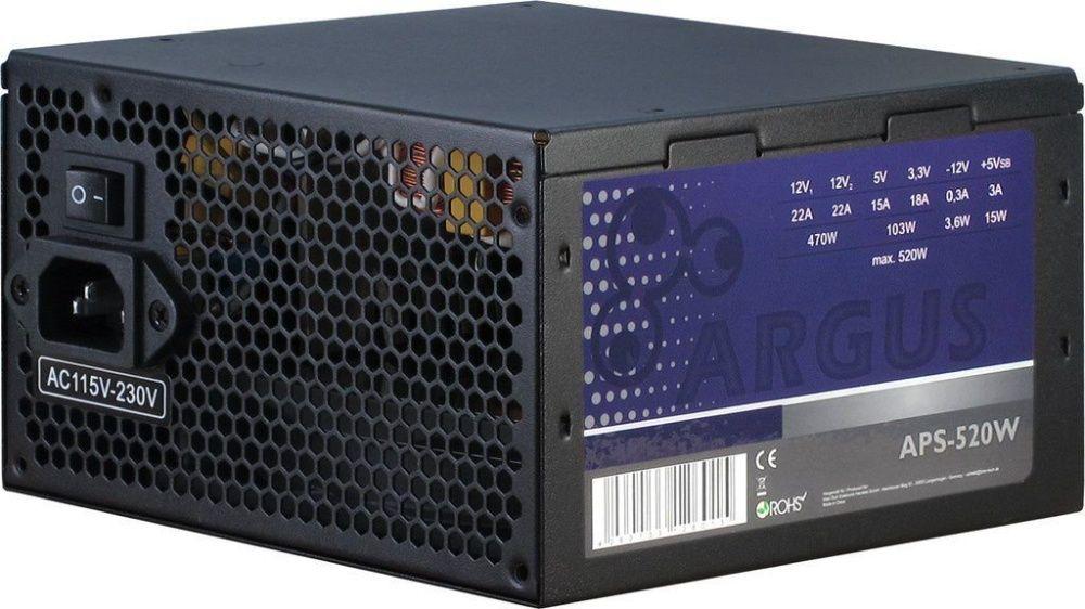 Zasilacz Inter-Tech Argus APS-520W