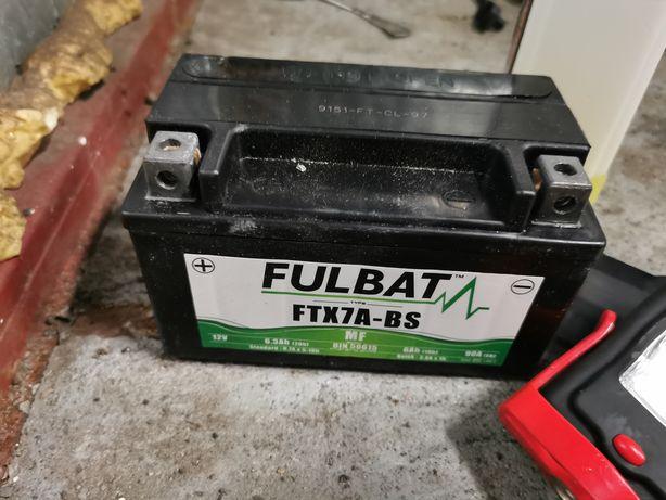 Akumulator do motocykla ftx7a-bs