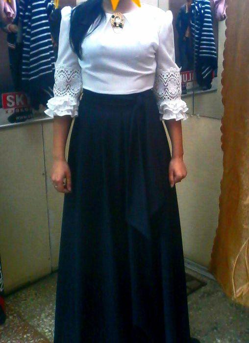 Продам платье выпускное Терновка - изображение 1