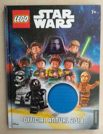 Livro da Lego Star Wars anuário 2018