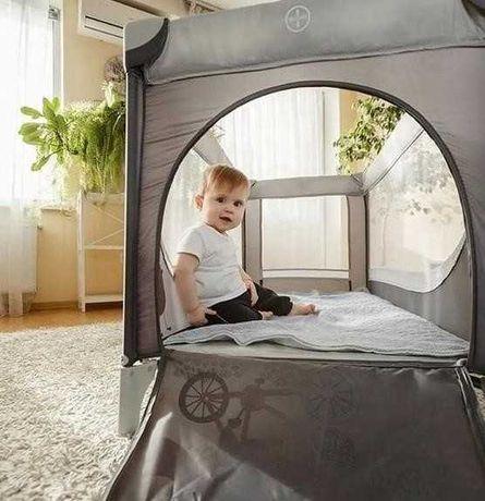 Детский складной манеж ліжко Carrello piccolo