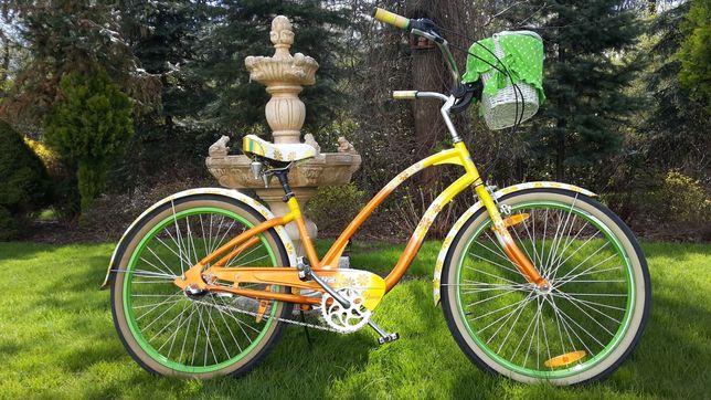 Piękny Rower Electra Daisy 3i - (Damka)