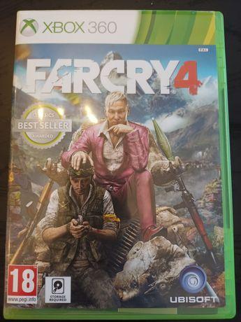 Far Cry 4 PL Xbox 360