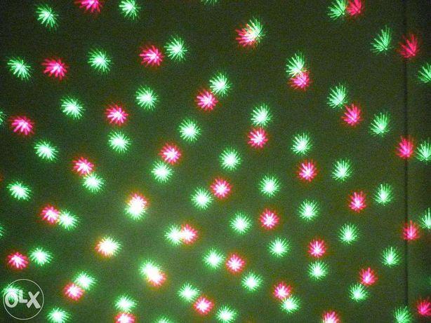 Projetor de Efeitos Laser (Novos)