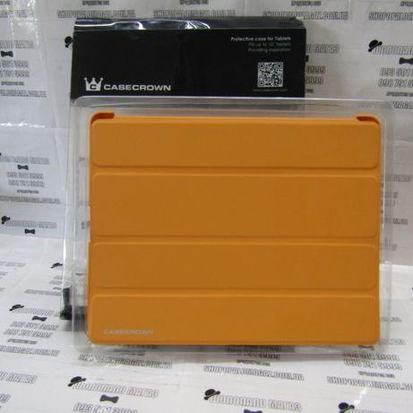Чехол на планшет оранжевый Casecrown