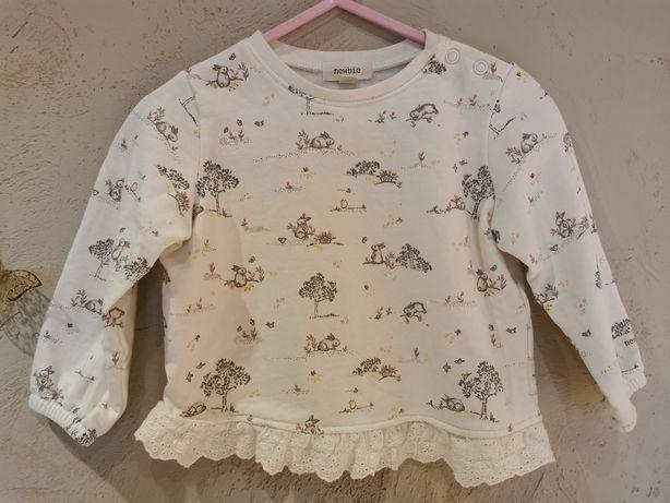 Bluza króliczki newbie 74