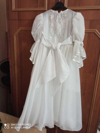 Платье выпускное для детского сада