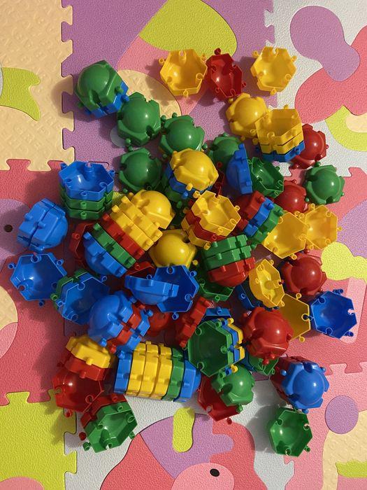 Конструктор-мозайка. Игрушки доя детей. Херсон - изображение 1