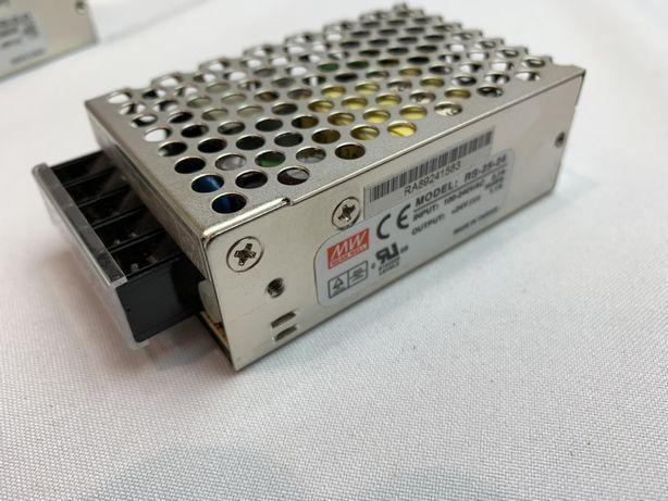 Zasilacz modułowy MEAN WELL 24V 1,1A 26,4W RS-25-24