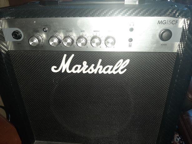 Комбоусилитель Marshall MG15CF Guitar Combo