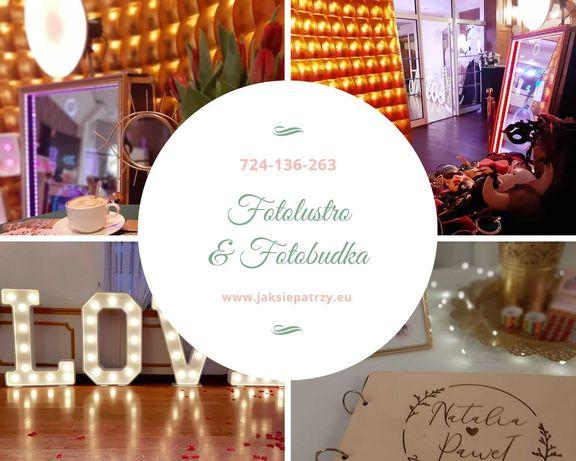 Fotolustro/ Fotoprzyczepa/ Fotobudka/ LOVE Wolne terminy 2021 PROMOCJA
