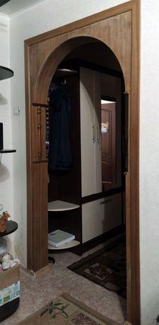 Арка дверная деревянная