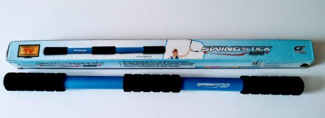 Swing Stick Mini przyrząd gimnastyczny, trening mięśni