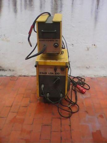 maquina de soldar semi automatica - troco p / moto , scooter