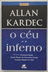 Kardec (Allan) - O ceú e o inferno