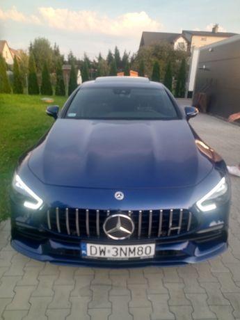 Wynajem Mercedesa GT 43 AMG