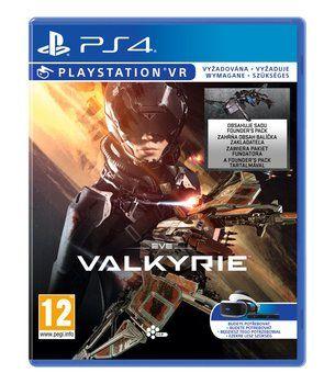 EVE Valkyrie / PS4 / VR / PlayStation 4