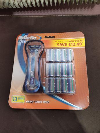 Nowy zestaw maszynek Gillette Fusion