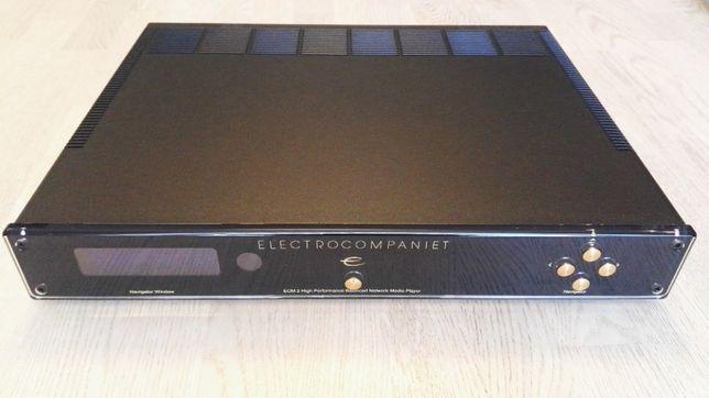 Electrocompaniet ECM 2 медиасервер, сетевой плеер, DAC (ЦАП), Hi-End