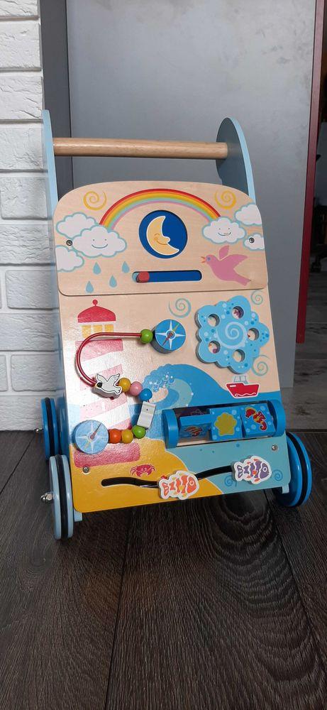 Zabawka jeździk-pchacz Parzniew - image 1