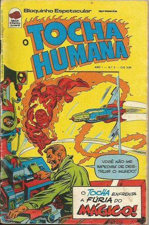 Revistas Marvel Bloch