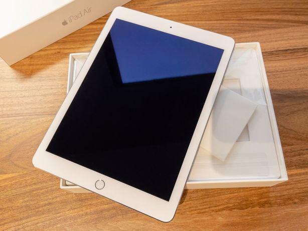 Apple iPad Air 2, 64GB LTE, IDEAŁ, Biały, srebrny, silver, A1567