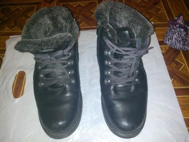 Зимние ботинки