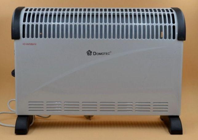 Конвекторный обогреватель, domotec 2000 Вт до 23кв.м