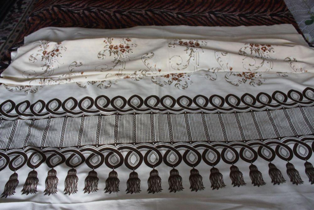 Отрез ткани штора Киев - изображение 1
