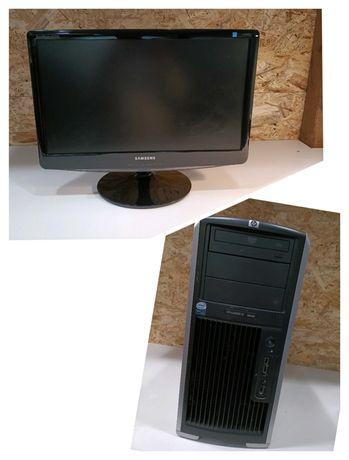 PC completo + telcado e rato