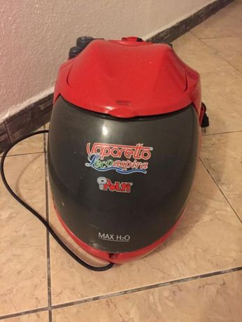 Polti Lecoaspira 705 usada - aspirador a vapor multifunções