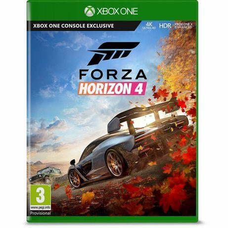 Forza Horizon 4 xbox one serie x