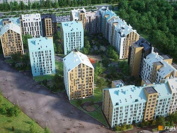 Продаж 1-кімнатної квартири в новобудові по вул.Стрийська