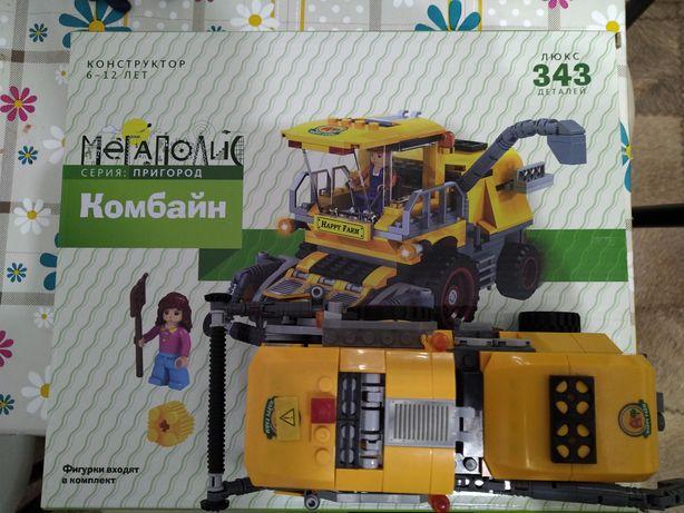 Продам Лего комбайн