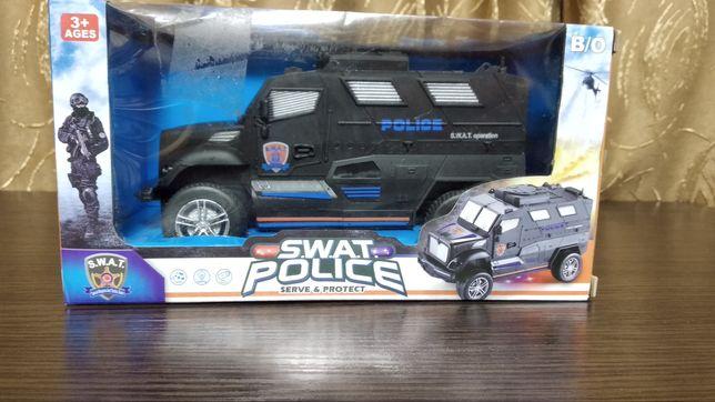 Продам полицейскую машинку