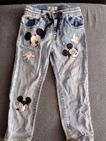 Spodnie jeans Miki - Zara