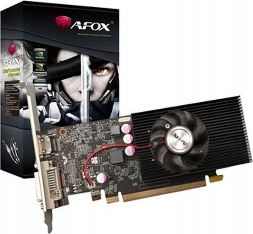 KARTA GRAFICZNA PCIE AFox GT1030 2 GDDR5/64B Dvi Sklep Grafik-iT f-