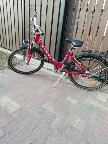 Rower Cyco koła 24 czerwony