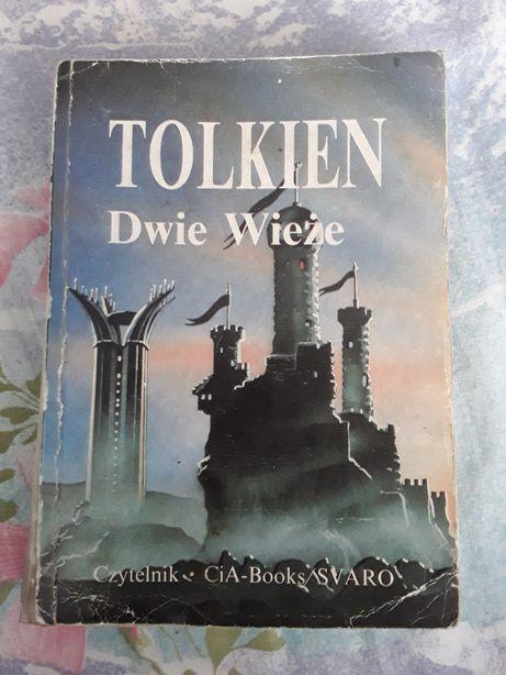 Tolkien Dwie Wieże