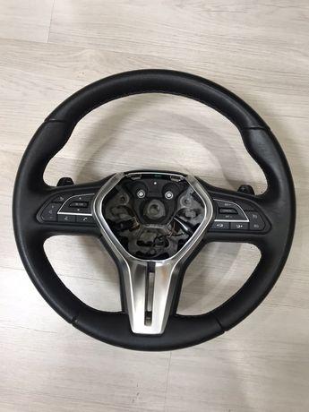 Рулевое колесо руль Infiniti Q60