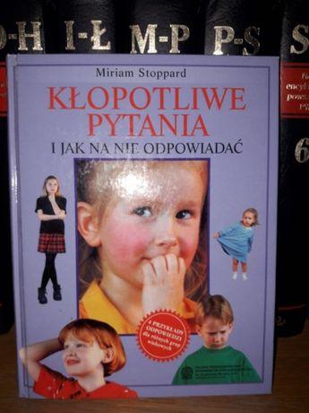 Kłopotliwe pytania książka edukacyjna dzieci rodziców