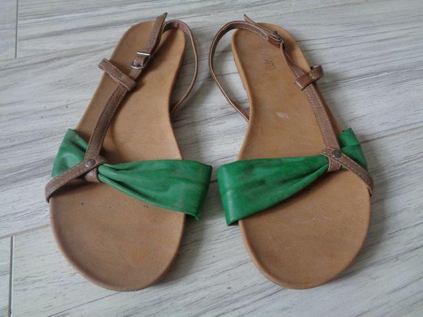Sandały / SPRAWNE / buty / jezuski / damskie / buciki / rozmiar 41