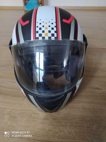 Kask motocyklowy  helmets de luxe