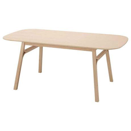 Mesa e 4 cadeiras sala jantar novas IKEA