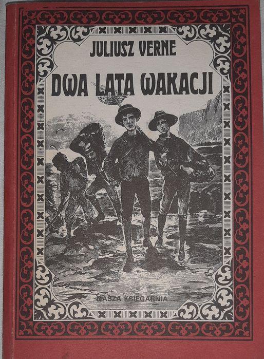 Juliusz Verne - Dwa lata wakacji Wrocław - image 1