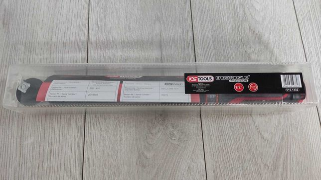 """Klucz dynamometryczny KS Tools 1/2"""" 20 - 100 Nm ERGOTORQUE 516.1432"""