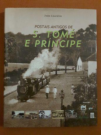 João Loureiro – Postais Antigos de S. Tomé e Príncipe