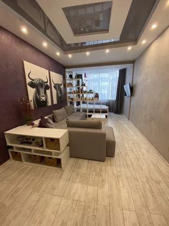 Просторная квартира с авторским ремонтом на Говорова 10 д